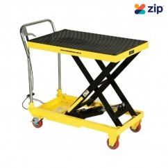 Hafco LT-360 - Hydraulic Lifter Trolley with 360kg Load Capacity J051