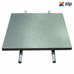 Hafco M710 - 400mm x 400mm x 55mm Cast Iron Surface Plate Oversized