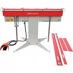 Hafco MB1250 - 1300 x 1.6mm Mild Steel Bending Capacity Magnetic Panbrake S542 Sheet Metal Tools