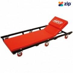 Hafco MCW-40H - 1020mm Back Rest 136kg Weight Capacity Tilting Head Rest Mechanics Creeper A005 Mechanics Creepers & Stools