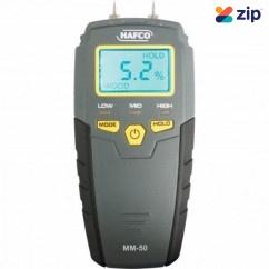 Hafco MM-50 - Digital Moisture Meter Measuring Indicator