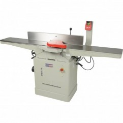 Hafco P-200H - 240V 200mm Width Capacity Planer Jointer W629 Machinery - Metal