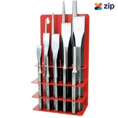 Hafco P364 - 14 Piece Punch and Cold Chisel Set Engineering Tools