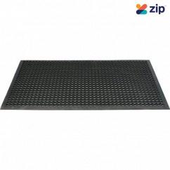 Hafco RFM-1500 - 1505 x 905mm Anti-Fatigue Rubber MatM800 Floor Mats