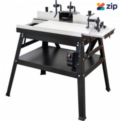 Hafco RT-100 - 240V 785 x 560mm Router Table with Sliding Table W4485 Work Benches & Stands
