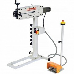 Hafco MBR-450 - 1.2mm Thickness 450mm Depth 240V 0.33hp Motorised Variable Speed Bead Roller S631 Sheet Metal Tools