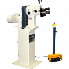 Hafco IKMP-1.2 - 1.2mm Thickness 240mm Depth 415V Motorised Swage and Jenny S643 Sheet Metal Tools