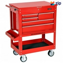 Hafco SDC-5E - 5 Drawers 320kg Total Load Capacity Deluxe Steel Service Cart T755 Oversized