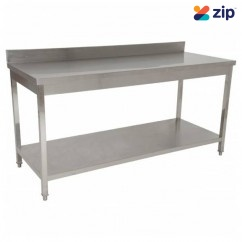 Hafco SSB-18WS - 1800mm x 700mm x 900mm 700kg Total Load Capacity Stainless Steel Work Bench F298