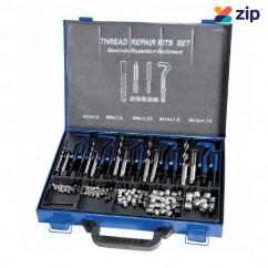 TOOLMASTER TRK130 - 130 Piece Metric Thread Repair Kit T100 Hand Taps & Dies