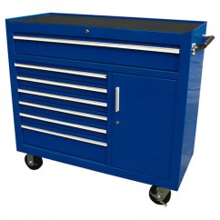Hafco IRC-7D - 7 Drawers Industrial Series Roller Cabinet T724 Workshop Tool Boxes & Trolleys