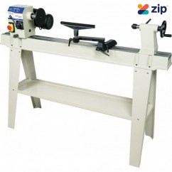 Hafco WL-20 - 370mm Swing x 1100mm Between Centres Swivel Head Wood Lathe W384 Work Benches & Stands