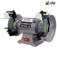 Extra X8 - 750W 200mm Fine & Coarse Wheels Industrial Bench Grinder G159 Bench Grinders