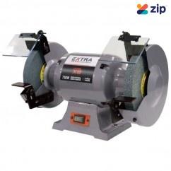 Extra X8 - 750W 200mm Fine & Coarse Wheels Industrial Bench Grinder G159