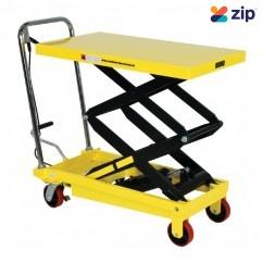 Hafco LTH-350 - Hydraulic Lifter Trolley with 350kg Load Capacity J052 Hydraulic Punch