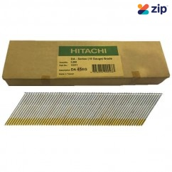 Hitachi DA45EG - 45mm DA Series 15 Gauge Electro Galvanised Finish Nails Pack of 3000 Hitachi Accessories