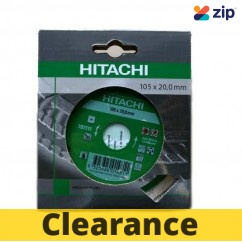 Hitachi 797111 - 105mm Diamond Segmented Cut off Blade
