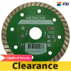 Hitachi 797120 - 230mm Diamond Turbo Blade Hitachi Accessories