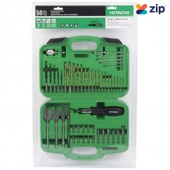 Hitachi 799961 - 50 Piece Drill/Driver Bit Set