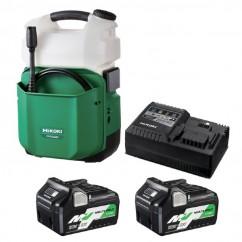 HiKOKI AW18DBL(HRZ) - 18V Cordless MultiVolt Pressure Washer Kit 36V - 18V Brushless Combo Kits