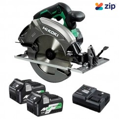HiKOKI C3607DA(HRZ) - 36V 185mm Circular Saw Combo Kit