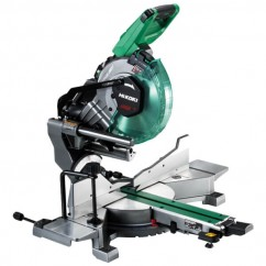 HiKOKI C3610DRA(H4Z) - 36V Multivolt 255mm  Slide Compound Miter Saw Skin