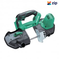 HiKOKI CB18DBL(H4Z) - 18V 83mm Brushless Cordless Band Saw Skin Bandsaws