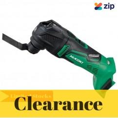 HiKOKI CV18DBL(H4Z) - 18V Brushless Cordless Multi-tool Skin Multi-Tools