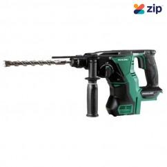 HiKOKI DH18DBL(H4Z) - 18V Cordless Brushless SDS Plus 3-Mode Rotary Hammer Drill Skin Skins - Drills