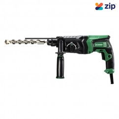 HiKOKI DH26PC2(H1Z) - 240V 26mm SDS Plus Rotary Hammer Rotary Hammer Drills