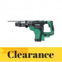 HiKOKI DH36DMA(H2Z) - 36V MultiVolt Cordless Brushless SDS-Max Rotary Hammer Skin Rotary Hammer Drills