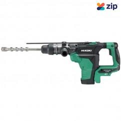 HiKOKI DH36DMA(H4Z) - 36V MultiVolt Cordless Brushless SDS-Max Rotary Hammer Skin