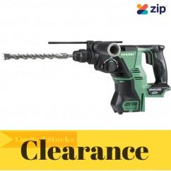 HiKOKI DH36DPA(H4Z) - 36V Cordless Brushless SDS Plus Rotary Hammer Skin