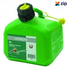 Hitachi J5TS - 5L Vented 2-Stroke GreenFuel Can Hitachi Accessories