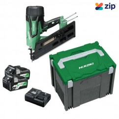 HiKOKI NR1890DBCL(HRZ) - 18V 90mm Brushless Framing Nailer Kit