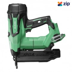 HiKOKI NT1850DBSL(H4Z) - 18V 50mm C1 Brushless Cordless Finish Nailer Skin Nailers & Staplers