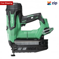 HiKOKI NT1865DBSL(H4Z) - 18V 65mm C Finish Cordless Brushless Nailer Skin Nailers & Staplers