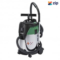HiKOKI RP300YDL(H1Z) - 240V 1000W 30L L-Class Wet & Dry Vacuum