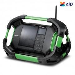 HiKOKI UR18DSDL(H4Z) - 14.4V/18V AC Cordless Bluetooth Radio Skin Radios