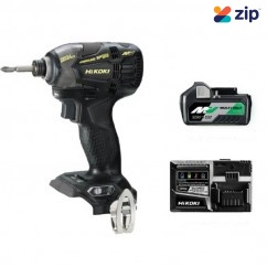 HiKOKI WH36DB(BP1Z) - 36V Brushless Cordless Impact Driver Combo Kit Impact Drivers/Drills