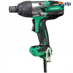 "HiKOKI WR16SE(H1Z) – 240V 12.7mm 370W 1/2"" Square Brushless Impact Wrench 240V Impact Wrenches & Drivers"