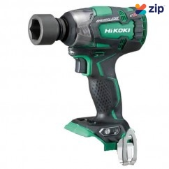 "HiKOKI WR18DBDL2(H4Z) - 18V 1/2"" Cordless Brushless Impact Wrench Skin"
