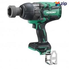 HiKOKI WR36DA(H4Z) - 36V 19mm IP56 Cordless Brushless Impact Wrench Skin