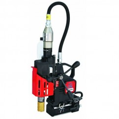 Holemaker HMP45 - 240V 45mm 45 PNEUMATIC Magnetic Base Drilling Machine Magnetic Base Drills