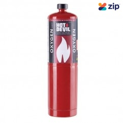 Hot Devil HDOXGN - 400g Oxygen Cylinder Gas Bottles
