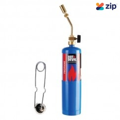 Hot Devil HDPTK - Propane Torch Kit With Hand Sparker