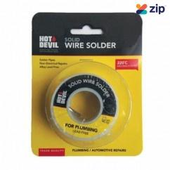 Hot Devil HDSWS - 1.6mm Solid Wire Solder