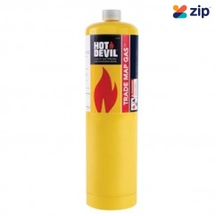 Hot Devil HDTRD - 400g Trade Map Gas Cylinder Gas