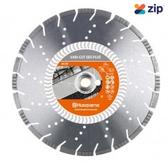 "Husqvarna 16VARICUTS65 – S65 Plus 400(16"")mm Vari-Cut Diamond Blade 587905301 Husqvarna Accessories"