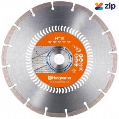 """Husqvarna 4SEG - 105 (4"""")mm MT15 Tacti-cut Turbo Diamond Blade 579819220"""